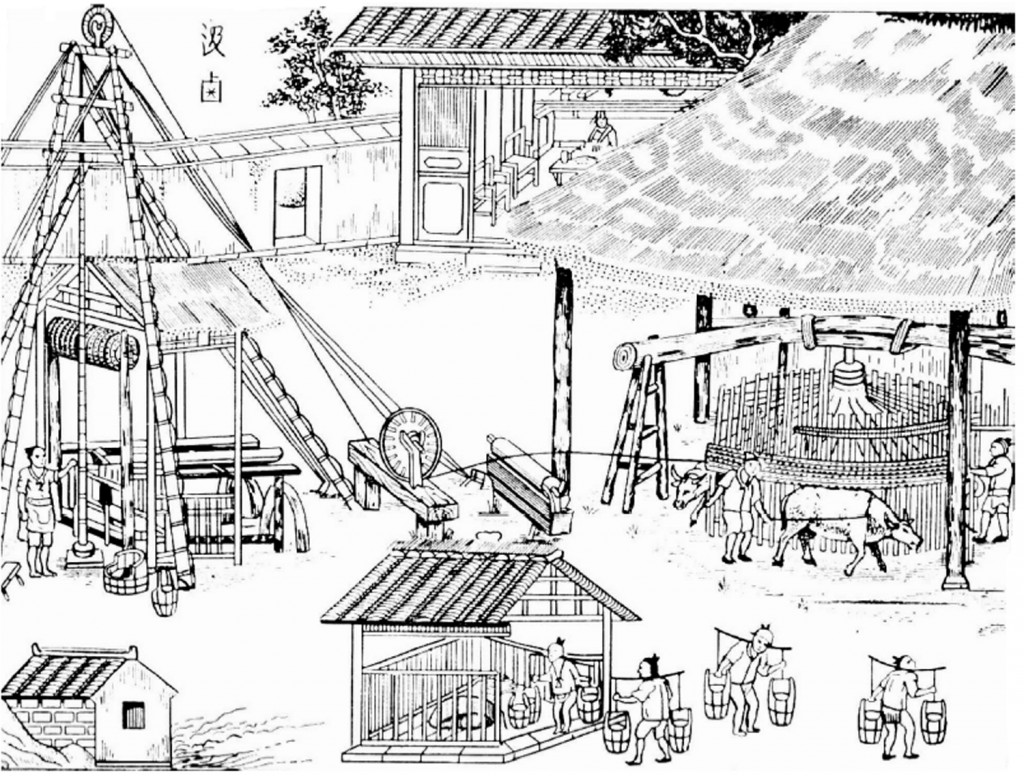 Ancient-drilling-technologies