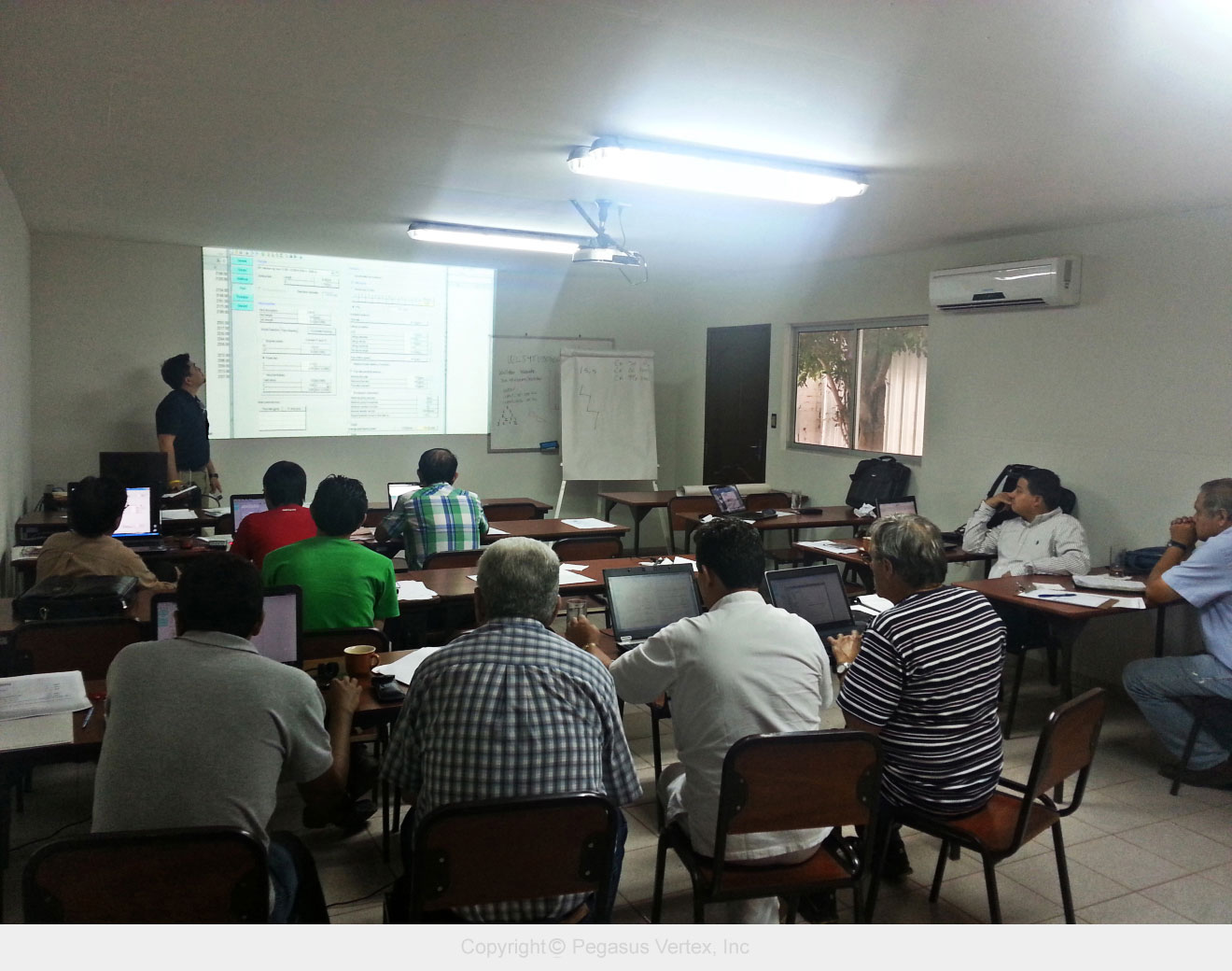Drilling_Hydraulics_software_training_in_bolivia_Pegasus_Vertex_Inc