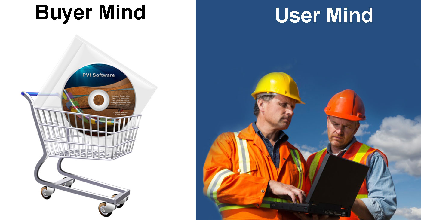 Buyer Mind and User Mind