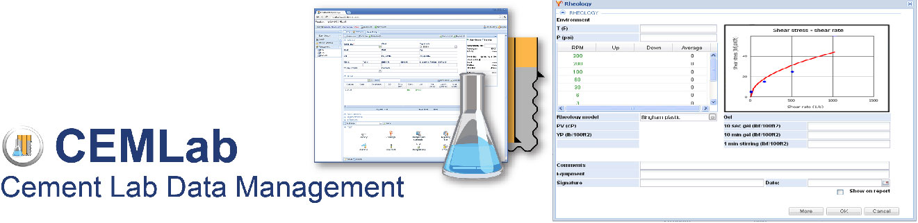 CEMLab - Cement Lab Data Management