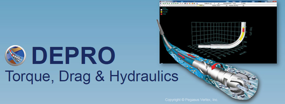 DEPRO - Torque, Drag and Hydraulics