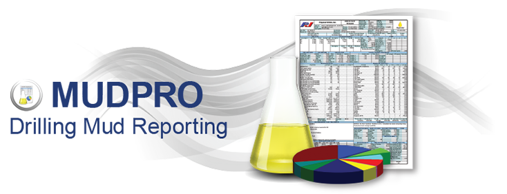 MUDPRO - Drilling Mud Reporting Software