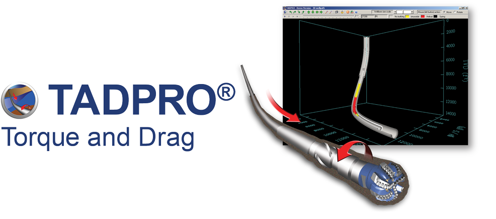 TADPRO - Torque and Drag Drilling Software