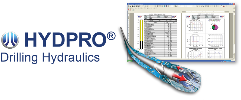 HYDPRO - Drilling Hydraulics Software