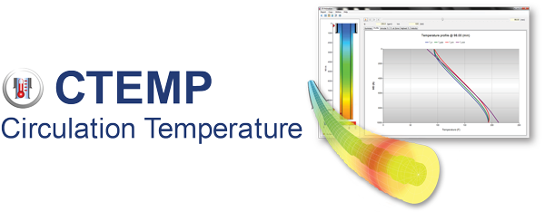 CTEMP - Circulation Temperature Software