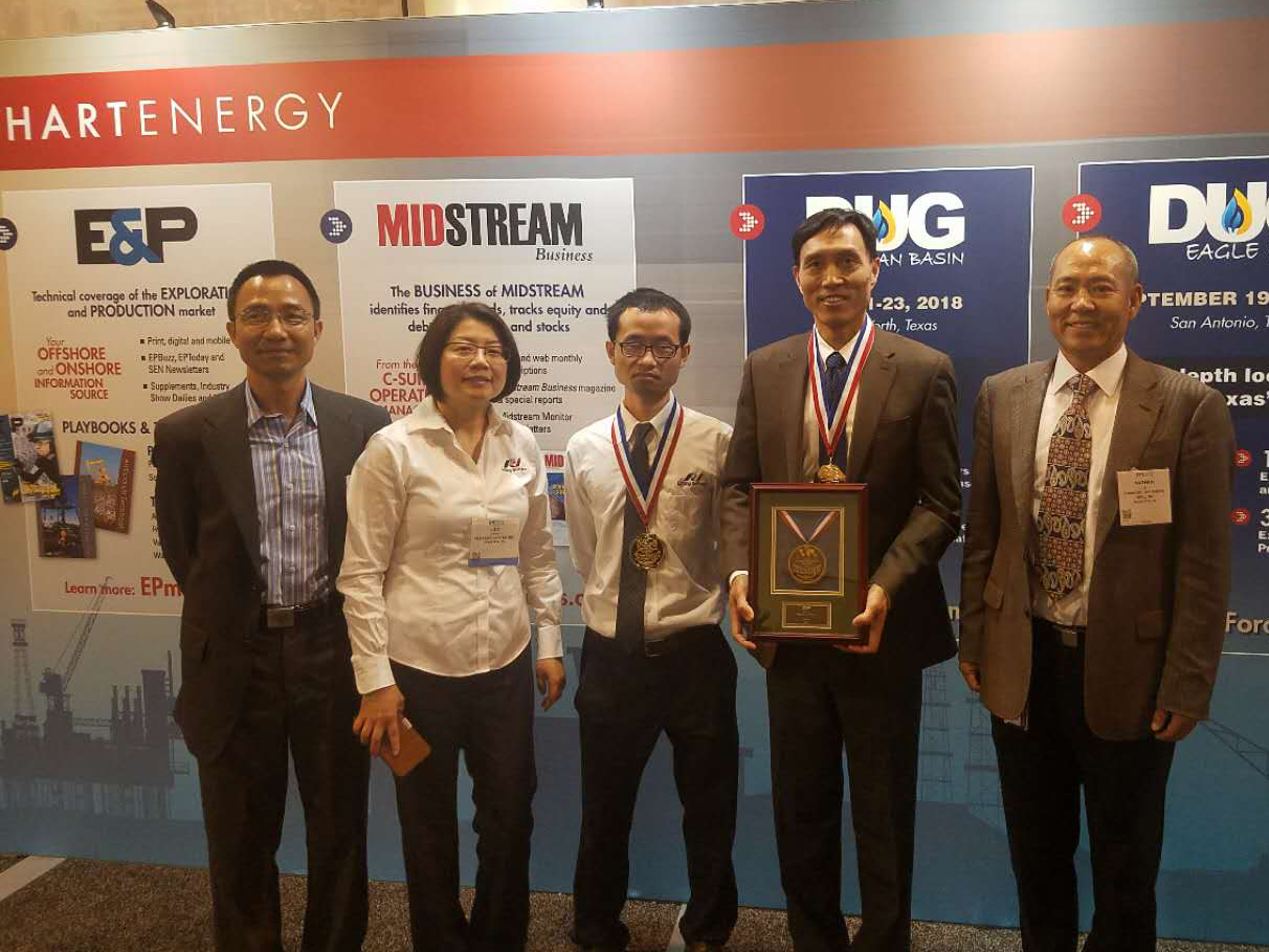 2018 MERITORIOUS AWARDS for Engineering Innovation (Drilling Fluids/Stimulation) | Press Release Thumbnail